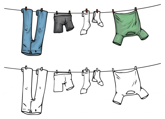 novi život stare odjeće