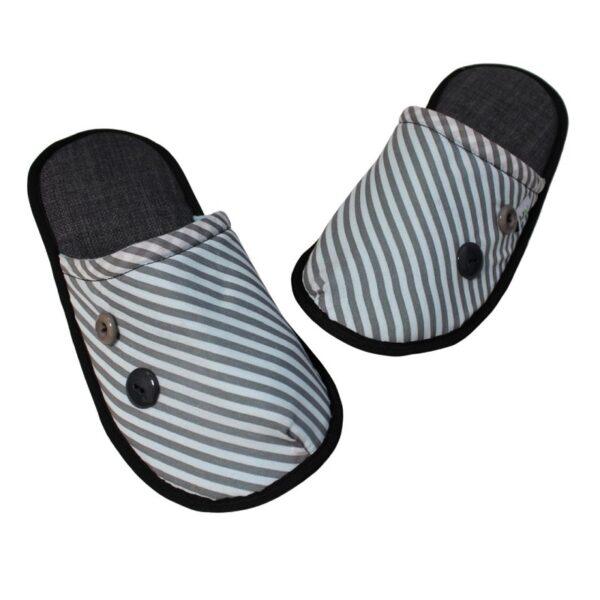 papuče button
